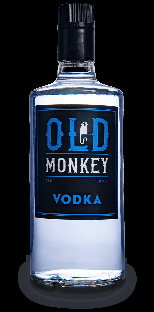 Old Monkey Vodka